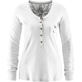 Red Chili Javena Longsleeve Shirt Women Longsleeve white